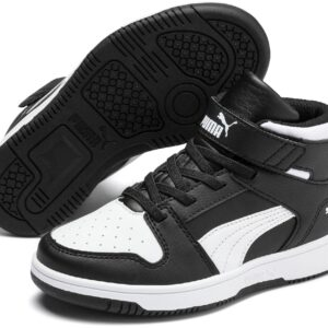 Puma Rebound Lay Up PS Sneakers, Black 28