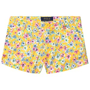 Ralph Lauren Floral Shorts Gul 2 years