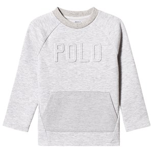 Ralph Lauren Grey Polo Sweatshirt 4 years