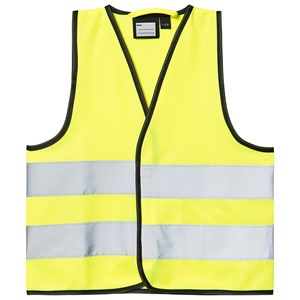 Safety Reflective Vest Yellow 1-3 Years