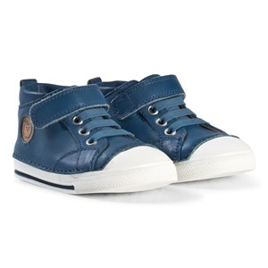 Shoo Pom Oki Pad Lace Shoes Blue 19 EU