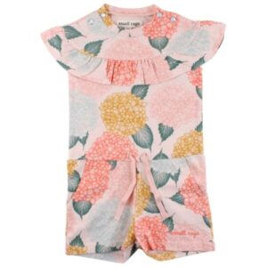 Small Rags - Blomstret Jumpsuit