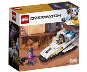 Tracer vs. Widowmaker - 75970 - LEGO Overwatch