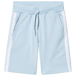 Unauthorized Kean Shorts Omphalodes Blue 6år/116cm