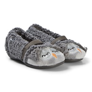 Victoria Animal Slippers Anthracite 23 EU