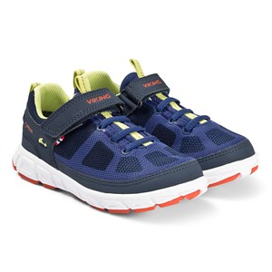 Viking Vinderen Gore Tex Navy Lime 23 EU