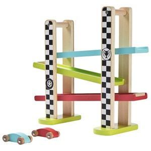 Wood Little Racing Track One Size