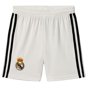 adidas Performance Real Madrid ´18 Home Shorts White 7-8 years (128 cm)