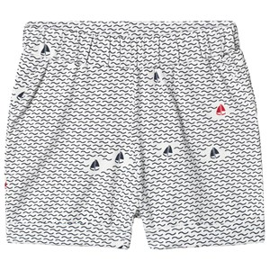 ebbe Kids Aron Shorts Boats On Waves 62 cm (2-4 mdr)
