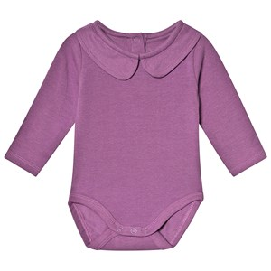 A Happy Brand Collar Baby Body Purple 86/92 cm