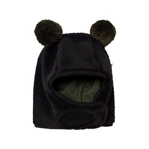 AI Riders on the Storm Pompon Sherpa Hue Navy/Grøn Size 1 (4-8 years)