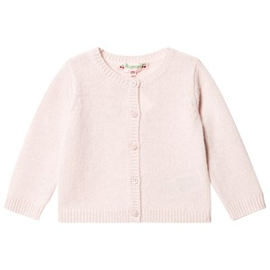 Bonpoint Cashmere Cardigan Pink 3 years