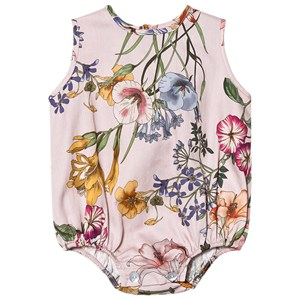 Christina Rohde Floral Baby Body Pale Rose 12 mdr