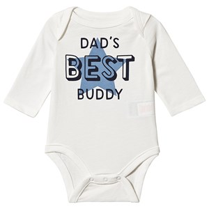 GAP Best Buddy Baby Body White 0-3 mdr