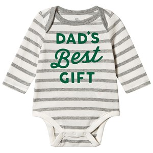GAP Best Gift Baby Body Ivory Frost 0-3 mdr