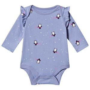 GAP Penguin Baby Body Hyacinth 0-3 mdr