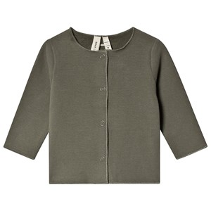 Gray Label Baby Cardigan Moss 3-6 mdr