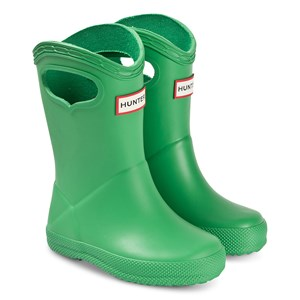Hunter Kids First Classic Pull-On Gummistøvler Element Green 21 (UK 4)