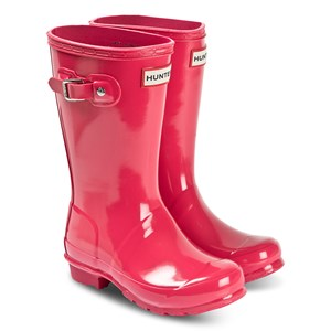 Hunter Original Kids Gummistøvler Bright Pink 31 (UK 12)