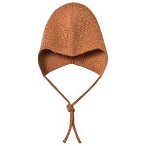 Mini A Ture Filie Hat Autumnal Brown 6-12 mdr