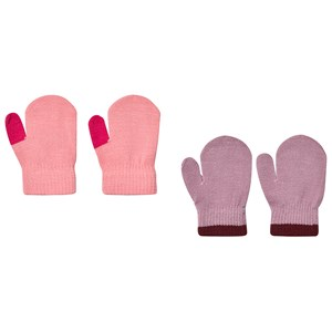 Molo Kenny Handsker Bubble Pink One Size