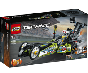 Dragster - 42103 - LEGO Technic