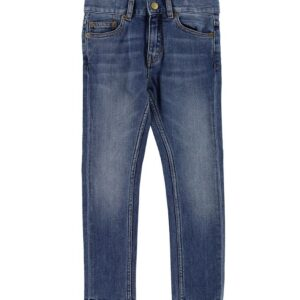 Finger In The Nose Jeans - New Norton - Authentic Blue