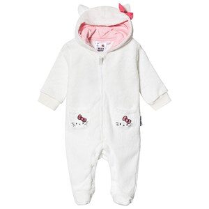 Hello Kitty Hello Kitty Baby Heldragt Hvid 68 cm (4-6 mdr)