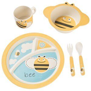 JOUDOO Bamboo Kids Set Bee One Size