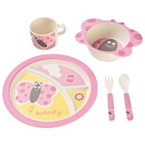 JOUDOO Bamboo Kids Set Butterfly One Size