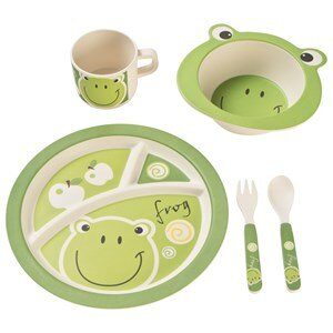 JOUDOO Bamboo Kids Set Frog One Size