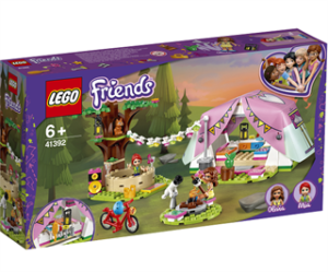 Luksuscamping i naturen - 41392 - LEGO Friends