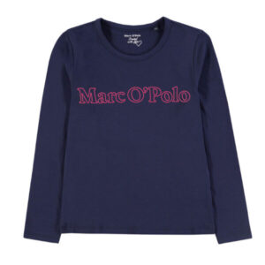 Marc O Polo - Navy T-shirt L/S