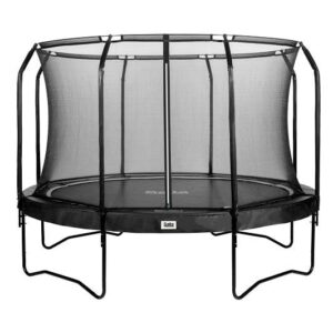 Salta Trampolin Premium Black Edition Ø366 cm, sort