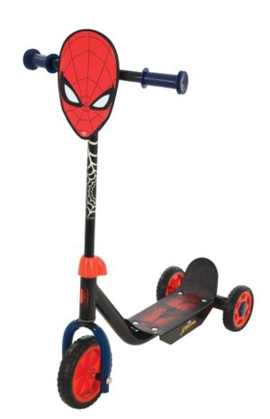 Spiderman Deluxe trehjulet løbehjul