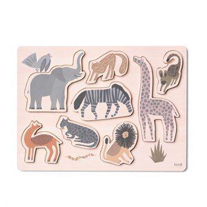 ferm LIVING Safari Puzzle One Size