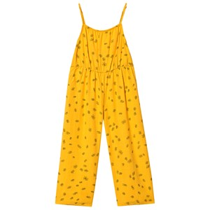 Bobo Choses Daisy Jumpsuit Spectra Yellow 2-3 Years