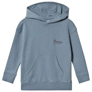Bonpoint Pull Over Hoodie Blue 4 years