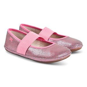 Camper Right Ballerina Shoes Pink 28 (UK 10)