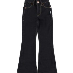 Cost:Bart Flared Jeans - Dark Blue Wash