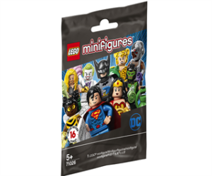 DC Super Heroes Series - 71026 - LEGO Minifigures