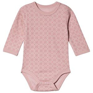 Hust&Claire Baloo Baby Body Dusty Rose 68 cm (4-6 mdr)