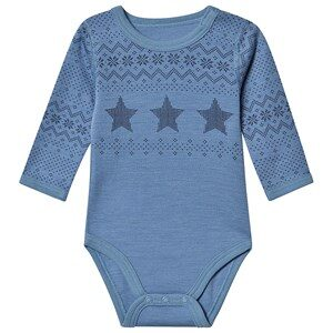 Hust&Claire Bo Baby Body Blue Glass 56 cm (1-2 mdr)