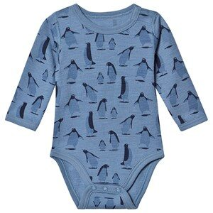 Hust&Claire Bo Baby Body Blue Glass 62 cm (2-4 mdr)