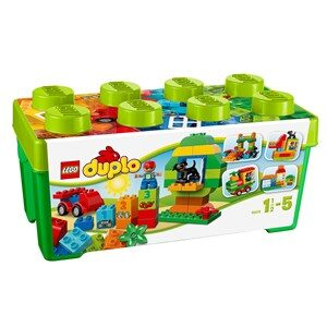 LEGO DUPLO 10572 LEGO® DUPLO® All-in-One Box-of-Fun 24 months - 5 years