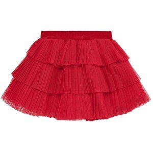 Mayoral Pleated Tulle Nederdel Rød 9 months