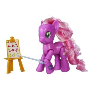 My Little Pony Equestria ''Poseable'' Cheerilee Teaching