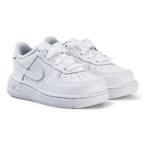 NIKE Air Force 1 Infant Sneakers White 21 (UK 4.5)