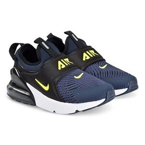 NIKE Air Max 270 Extreme Sneakers Midnight Navy and Lemon Venom 27.5 (UK 10)