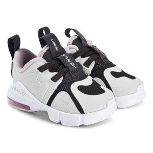 NIKE Air Max Infinity Sneakers Off Noir and Iced Lilac 19.5 (UK 3.5)